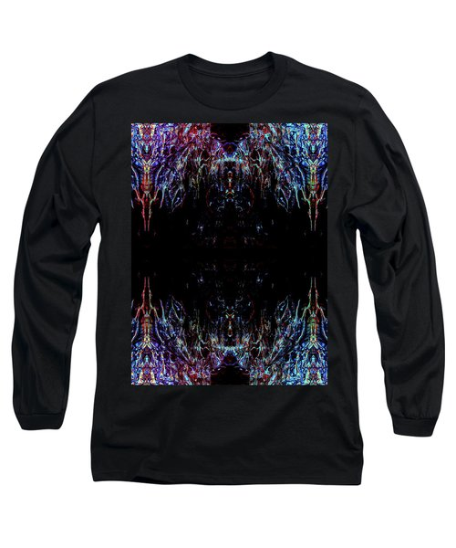 Alien Long Sleeve T-Shirt by Samantha Thome