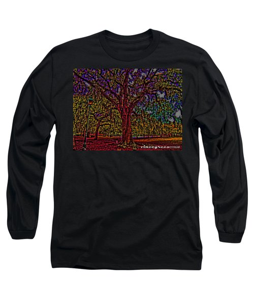 Alive Oak Long Sleeve T-Shirt
