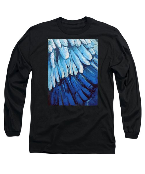 All Around Us Long Sleeve T-Shirt by Nathan Rhoads