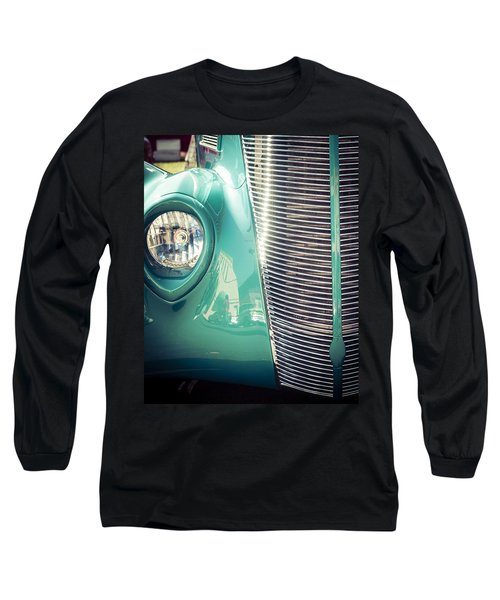 All Business Long Sleeve T-Shirt