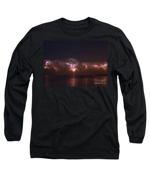 All Night Long Long Sleeve T-Shirt