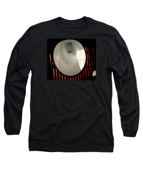 All Rights Acquired Long Sleeve T-Shirt by David Gilbert