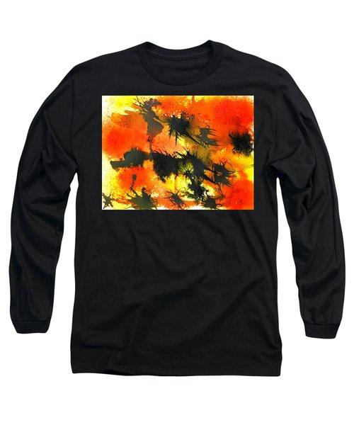 Allergic Reaction Long Sleeve T-Shirt