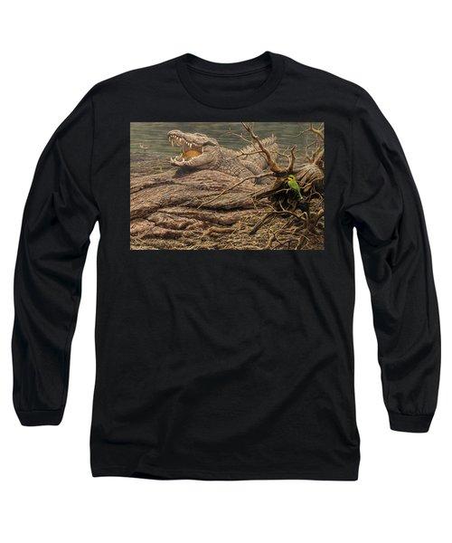 Alligator Long Sleeve T-Shirt