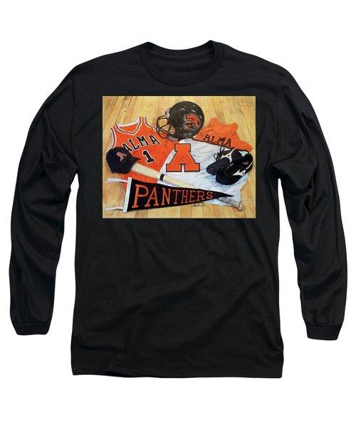 Alma High School Athletics Long Sleeve T-Shirt