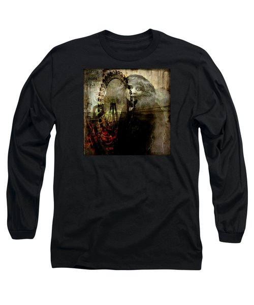 Alone At The Fair Long Sleeve T-Shirt
