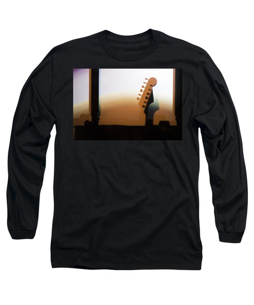 Along 6th Street Long Sleeve T-Shirt