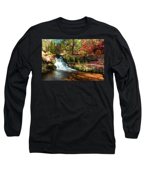 Along The Horton Trail Long Sleeve T-Shirt by Anthony Citro