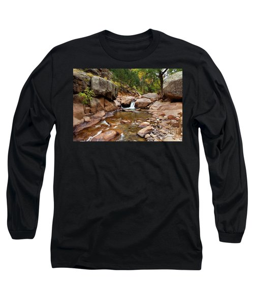 Along The St. Vrain Long Sleeve T-Shirt