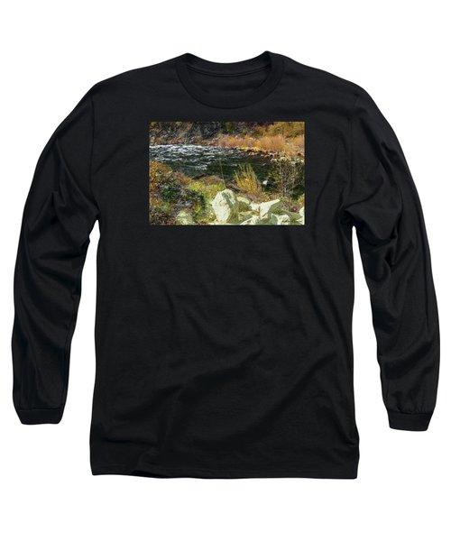Along The Stream Long Sleeve T-Shirt