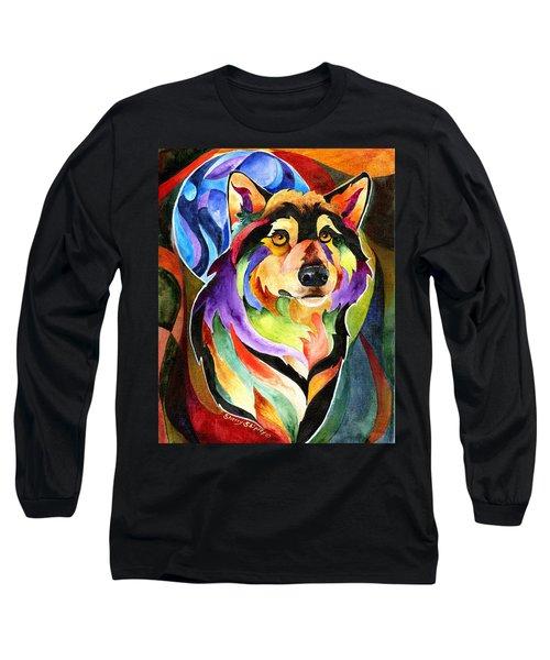Alpha Moon Long Sleeve T-Shirt