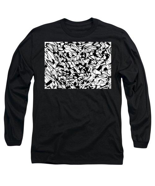 Alternate Topography 1 Long Sleeve T-Shirt