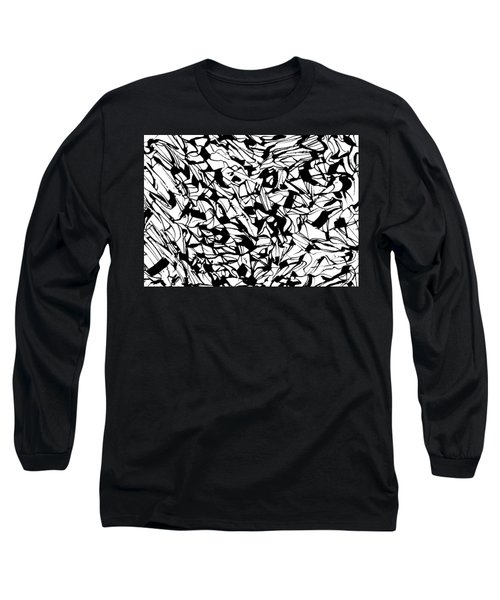Alternate Topography 1 Long Sleeve T-Shirt