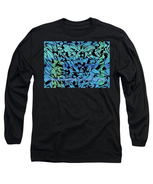 Alternate Topography 3 Long Sleeve T-Shirt