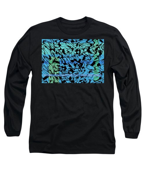 Alternate Topography 3 Long Sleeve T-Shirt
