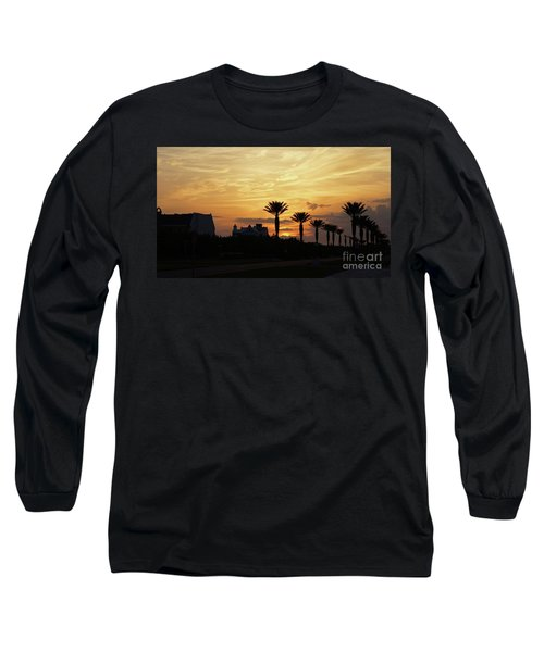 Alys At Sunset Long Sleeve T-Shirt