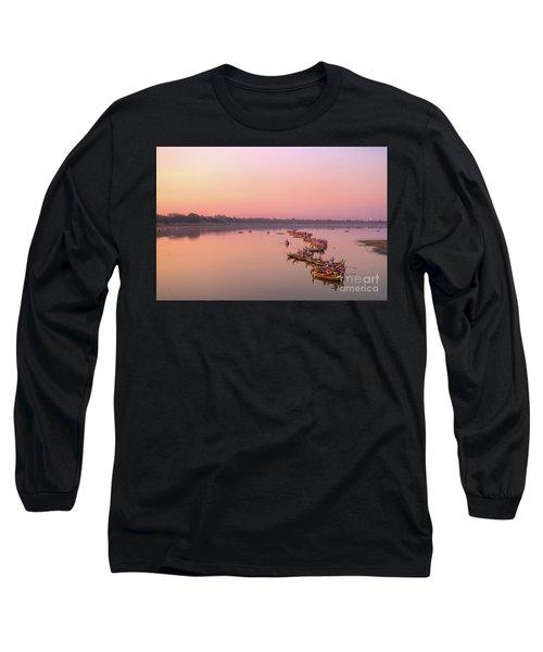 Amarapura Long Sleeve T-Shirt