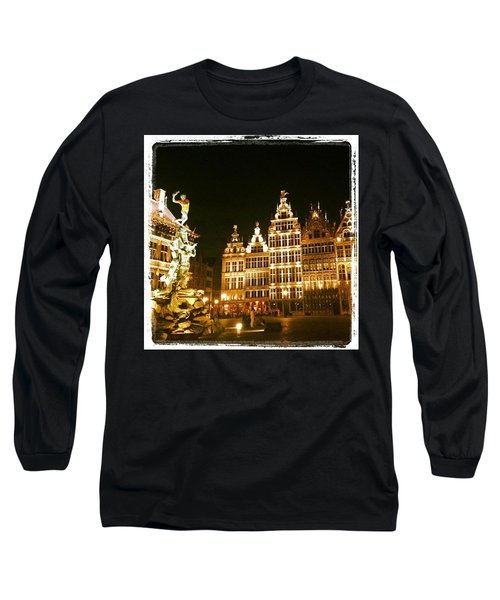 Amazing Romantic Antwerp Long Sleeve T-Shirt
