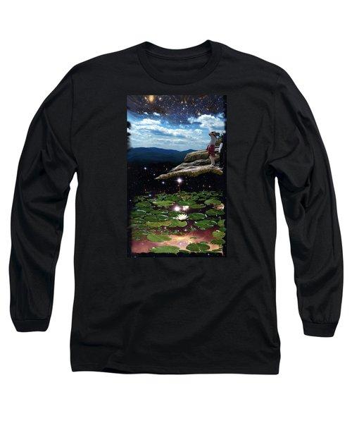 Amazing World Long Sleeve T-Shirt
