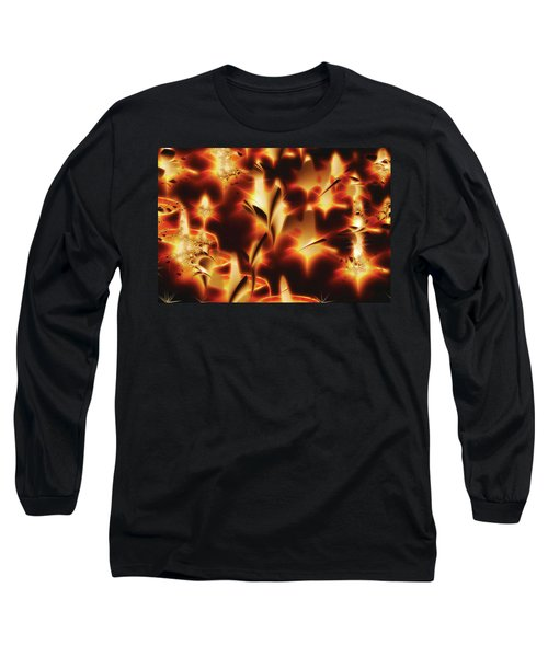 Amber Dreams Long Sleeve T-Shirt