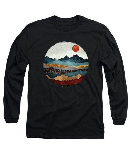 Amber Dusk Long Sleeve T-Shirt