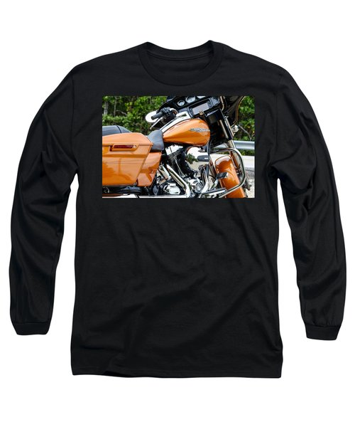 Amber Whiskey Glide Long Sleeve T-Shirt