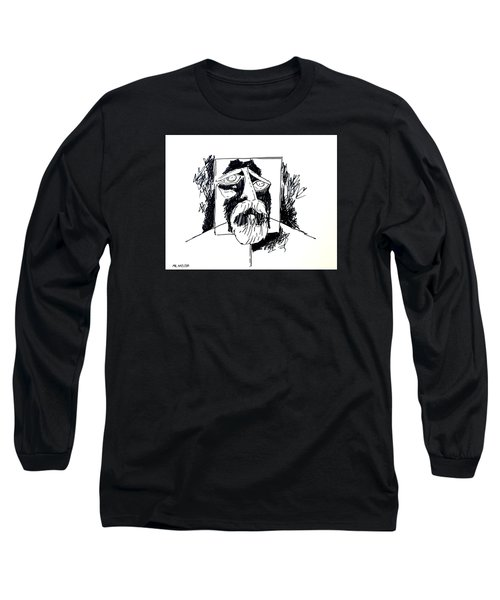 Ameeba 106- Old Man Long Sleeve T-Shirt