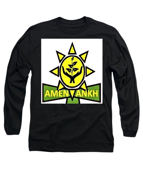 Amen Ankh Long Sleeve T-Shirt