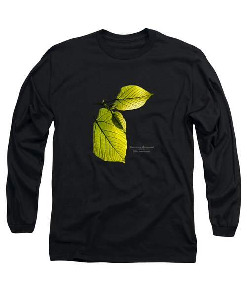 American Basswood Long Sleeve T-Shirt