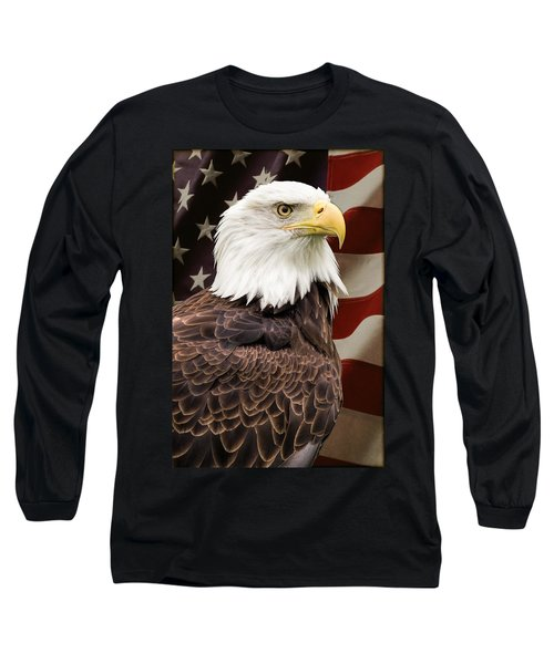 American Freedom Long Sleeve T-Shirt