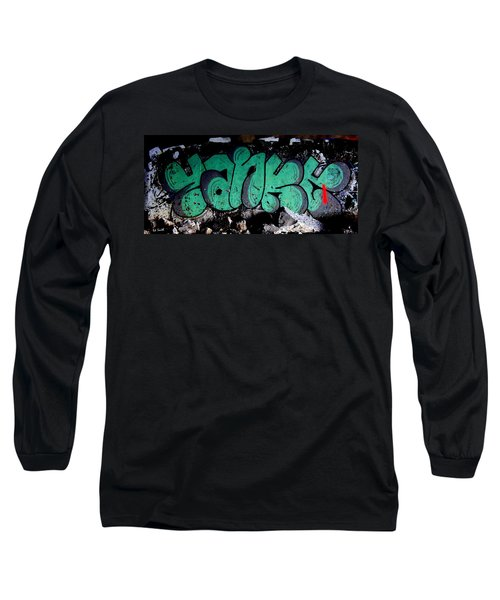 American Graffiti 10- Damn Yankees Long Sleeve T-Shirt