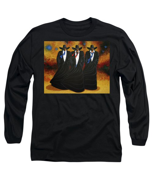 American Justice Long Sleeve T-Shirt