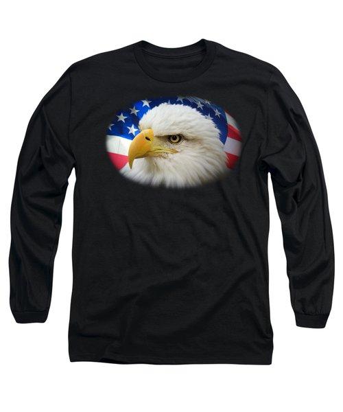 American Pride Long Sleeve T-Shirt