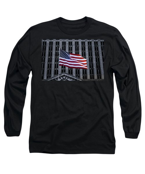 American The Beautiful  Long Sleeve T-Shirt