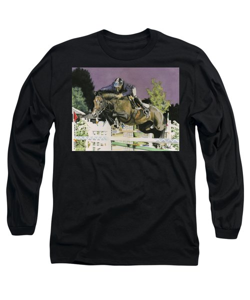 Ammeretto Aka Dutch Long Sleeve T-Shirt