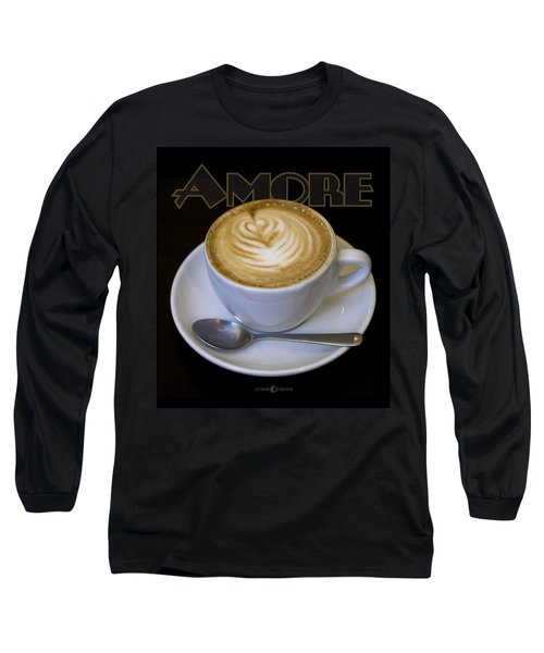Amore Poster Long Sleeve T-Shirt