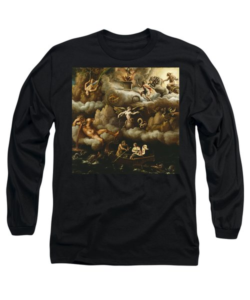 An Allegory Of Immortality Long Sleeve T-Shirt