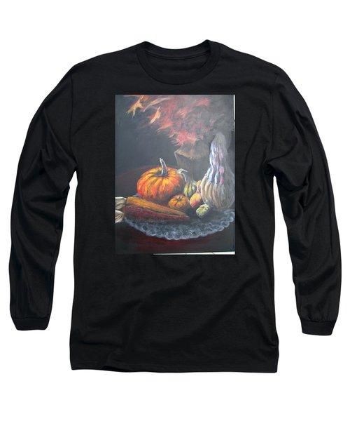 An Autumn Sumphony Long Sleeve T-Shirt