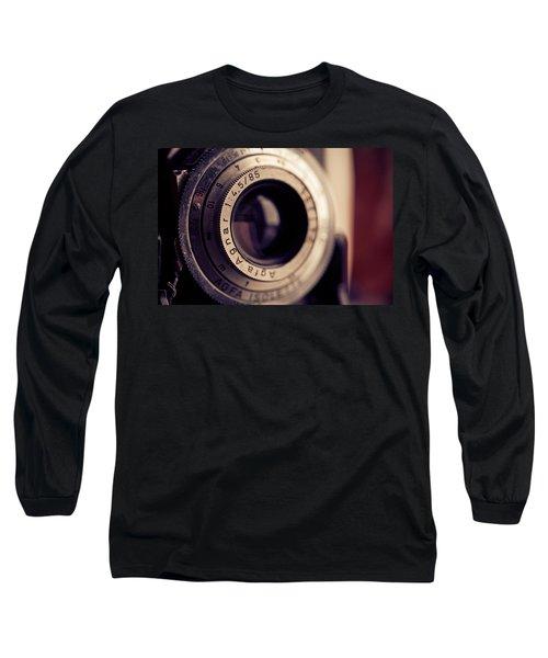 Long Sleeve T-Shirt featuring the photograph An Old Friend by Yvette Van Teeffelen