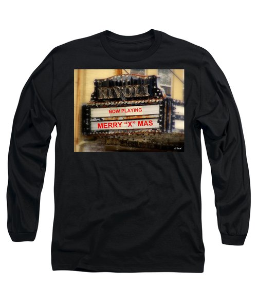 An X Rated Holiday Long Sleeve T-Shirt