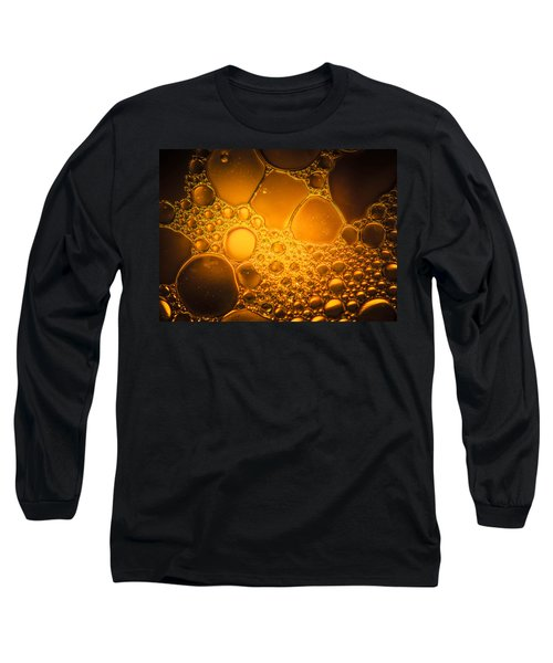 Ancient Gold  Long Sleeve T-Shirt by Bruce Pritchett