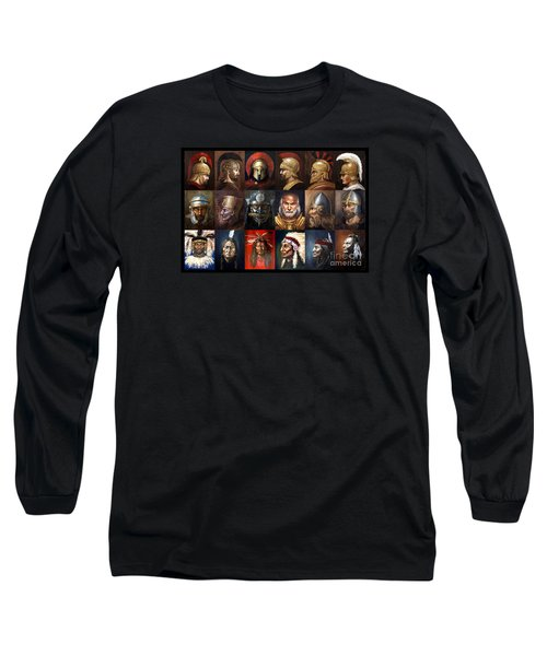 Ancient Warriors Long Sleeve T-Shirt