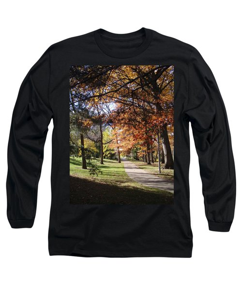 And Again Long Sleeve T-Shirt
