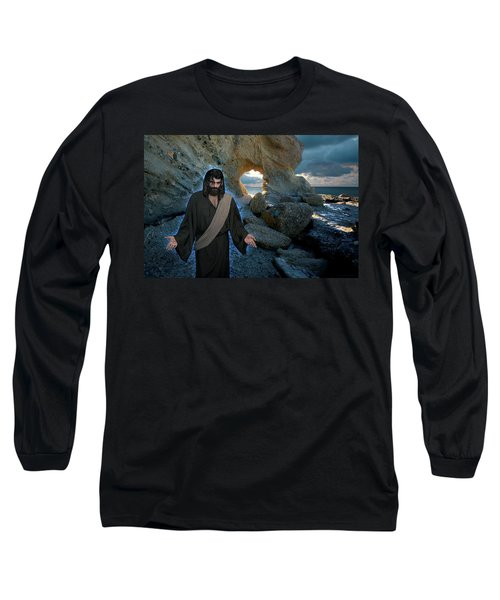 And Surely I Am With You Always To The Very End Of The Age Long Sleeve T-Shirt