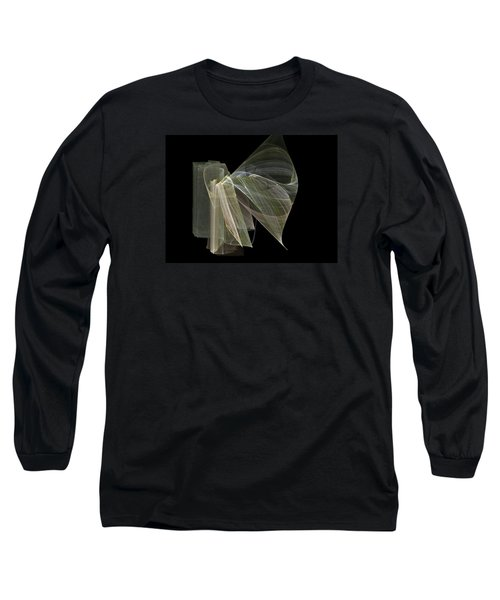 And The Angel Spoke..... Long Sleeve T-Shirt