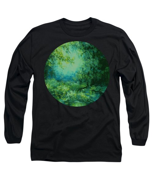 And Time Stood Still Long Sleeve T-Shirt