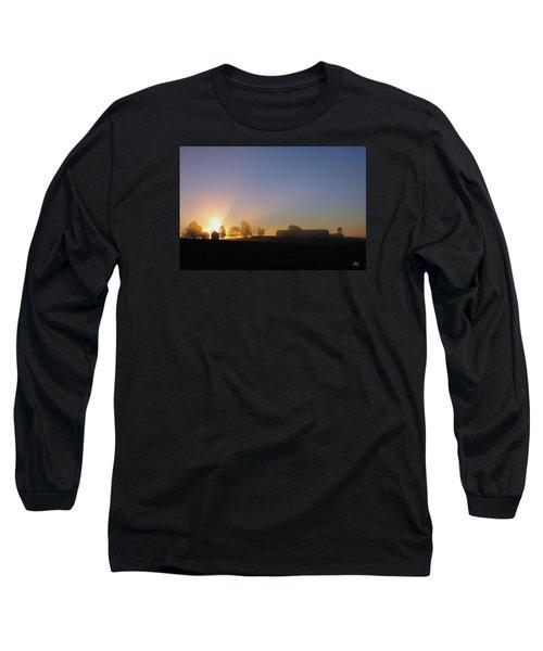 Anderson Sunrise Long Sleeve T-Shirt