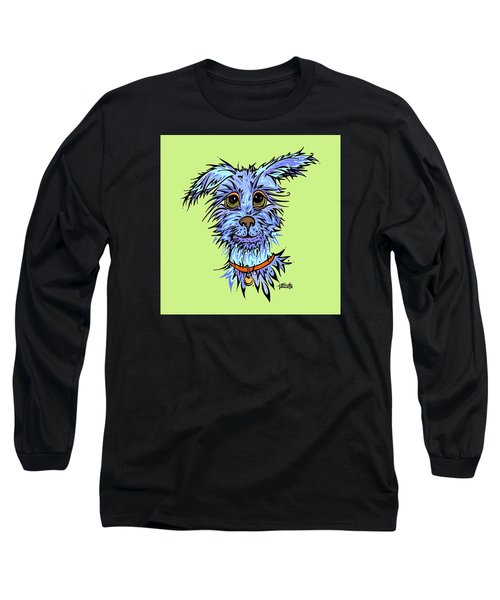 Andre Long Sleeve T-Shirt by Tanielle Childers