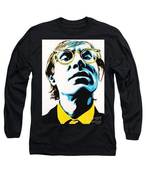Andy Warhol Part Two. Long Sleeve T-Shirt