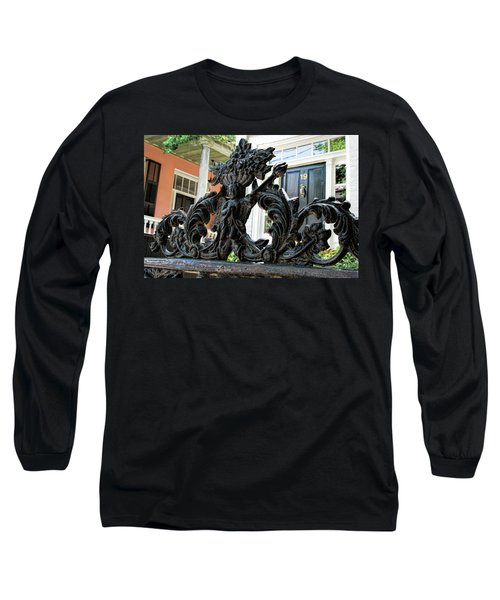 Angel Gate Long Sleeve T-Shirt by Ed Waldrop